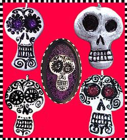 Gina Quaranto skulls